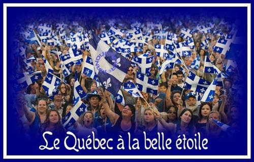 Le Québec à la belle étoile