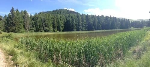 Le lac des Monges