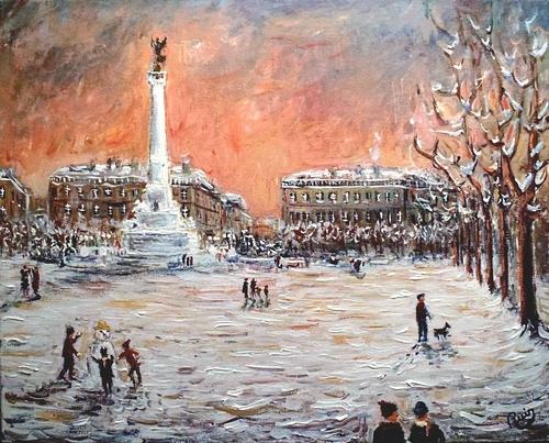 Peintures de : Jacques RUIS