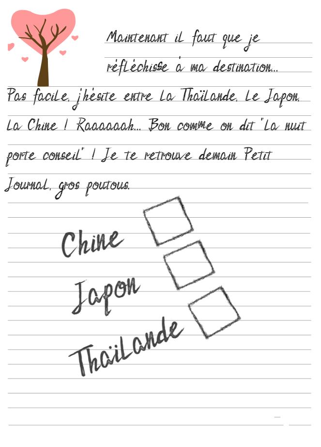 Journal de Mireille, 13 Juin 2019