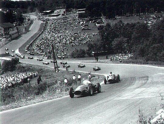 Luigi Villoresi F1 (1951-1956)