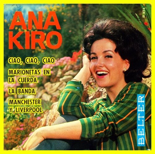 Ana Kiro - Manchester y Liverpool
