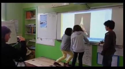 VPI et Open Sankoré : création d'un film d'animation à partir de photos