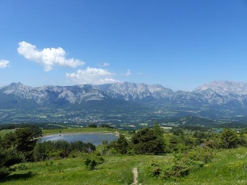 Lac des Barbeyroux (Saint Bonnet en Champsaur)