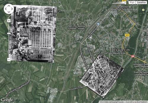 Mapping Auschwitz