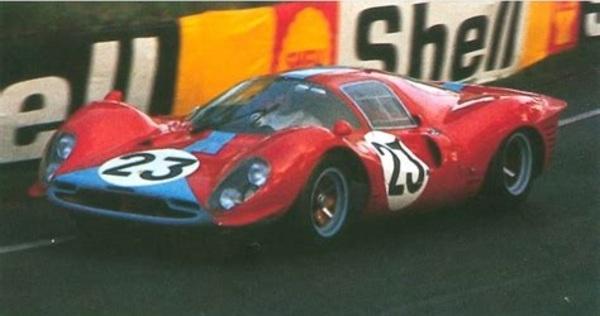 Le Mans 1967 Abandons I