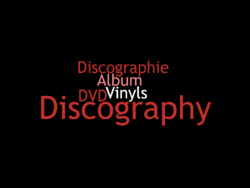 Discography - DVD