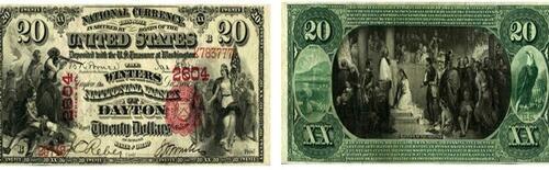 Une femme figurera sur un billet de dollars américains ...