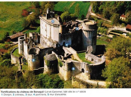 Vive les châteaux forts