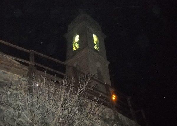 clocher lumineux