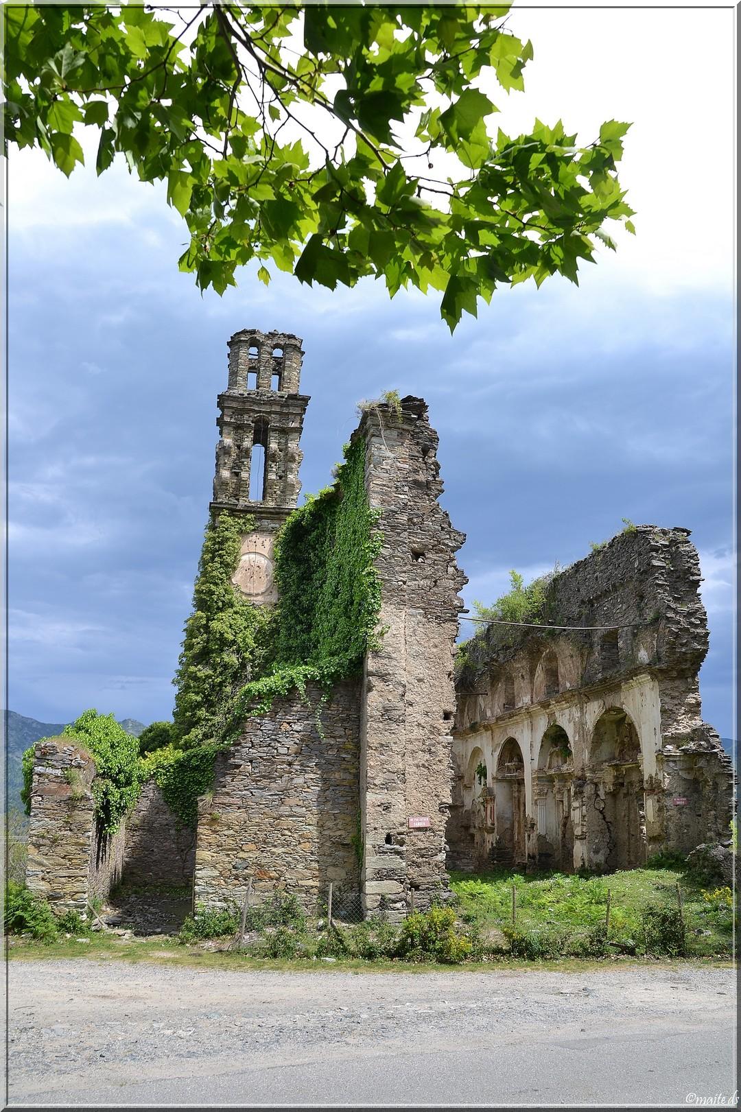 Le couvent d'Orezza - Corse  11 mai 2014