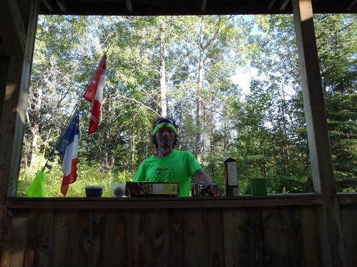 Vendredi 9 août : Lac Rapide – Mont Laurier