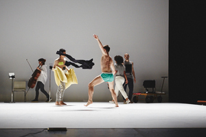 dance ballet class dancers goldeberg variations