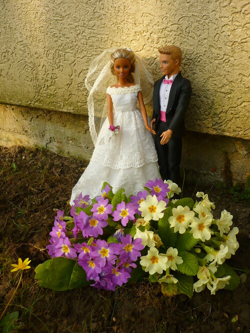 MARIAGE PRINTANIER