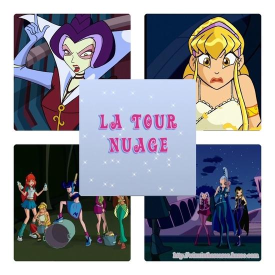 Episode 7 - La Tour Nuage