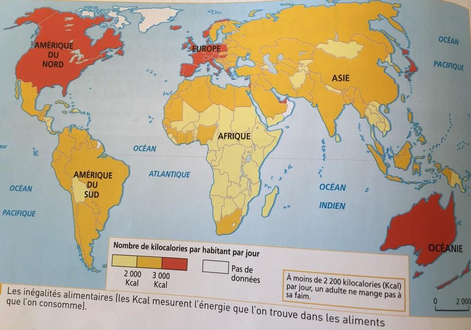 Riches et pauvres dans le monde