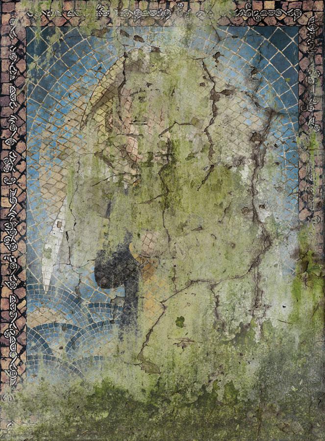 Une mosaïque retrouvée