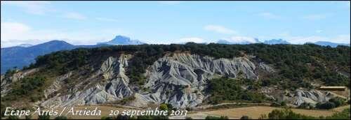 (J20) Arrès / Artieda _18km_   20 septembre 2013