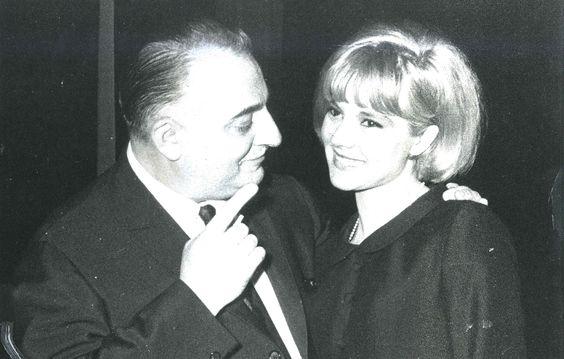 Bruno Coquatrix et Sylvie 1963: