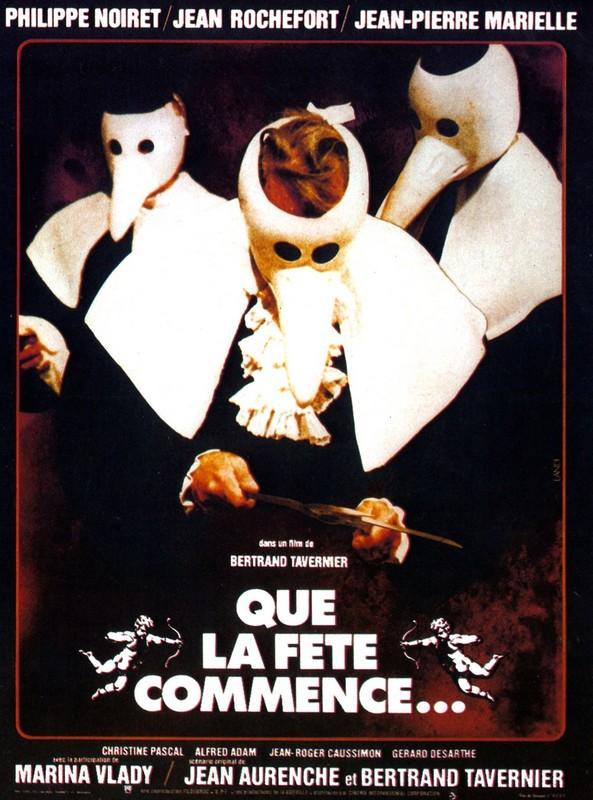 """Résultat de recherche d'images pour """"Que la fête commence (1975)imdb"""""""