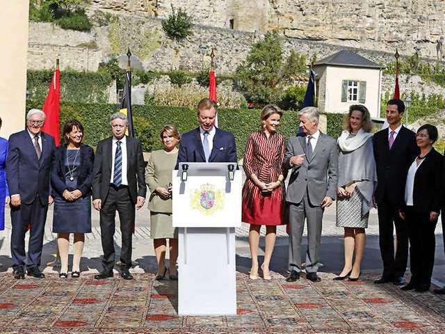 14ème Réunion informelle des Chefs d'Etat des pays germanophones
