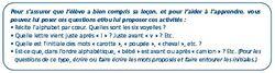 V1- L'ordre alphabétique