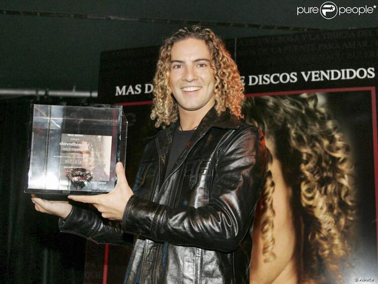 AVE MARIA  par  DAVID BISBAL