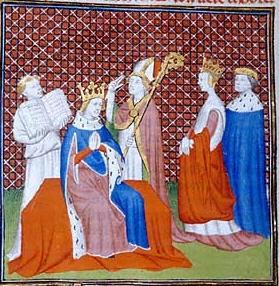 Clotaire III Saint Bathild