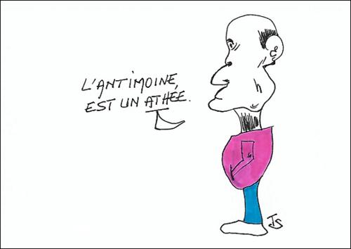 L'antimoine...
