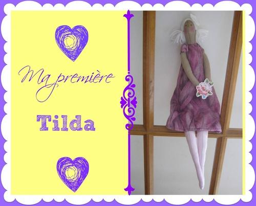Ma première Tilda !!!^^