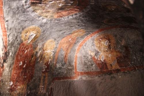 La vallée de Soğanlı en Cappadoce