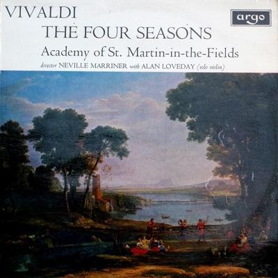 Les quatre saisons de Vivaldi, l'Automne