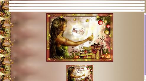 Papier Fête de Noël 07