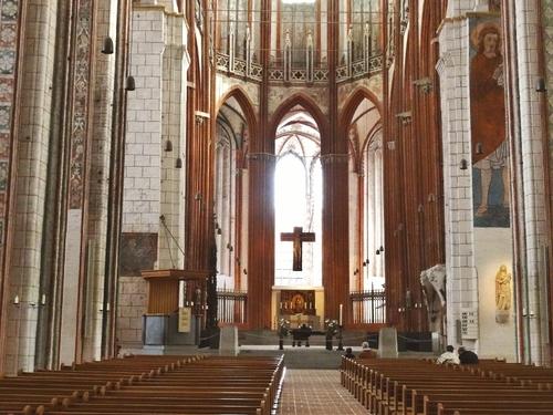 La cathédrale de Lübeck en Allemagne (photos)