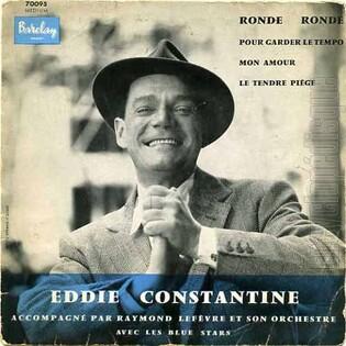 Eddie Constantine, 1957