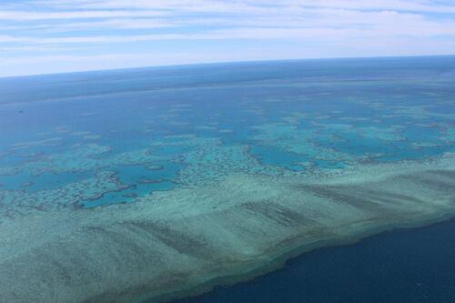 Au coeur de la Grande Barrière de Corail, Hamilton Island / Australie