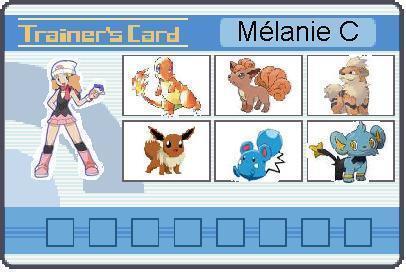 Cart dresseur de MélanieC Complet