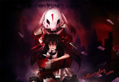Image Pandora Hearts Halloween