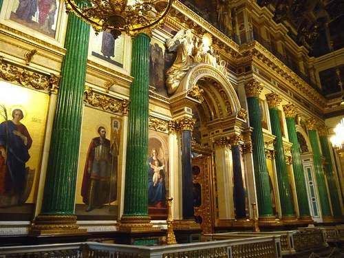 Patrimoine mondial de l'Unesco : Saint-Pétersbourg - 3ème partie -