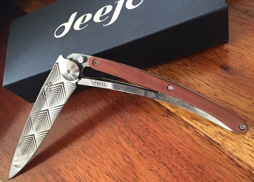 Populaire, puis disgracié, le couteau de poche se réinvente ...