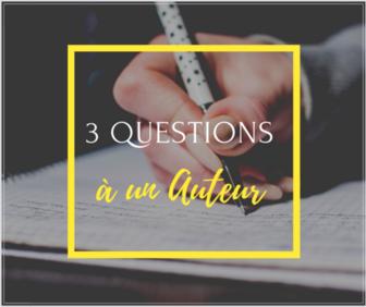 3 questions à HV Gavriel