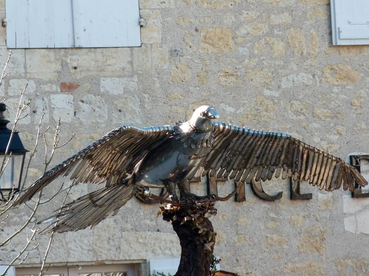 L'art dans la rue à Lectoure
