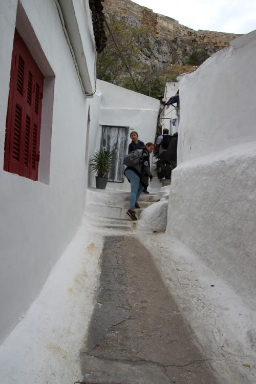 Promenade dans Athènes