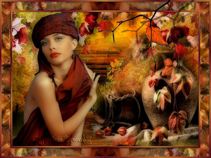 Cadres automne 49