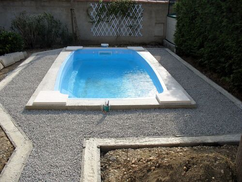 travaux piscine