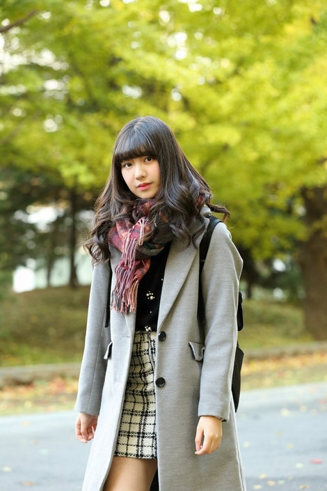 Models Collection : ( [HUSTLE PRESS] -  2017.02.21  Feature / Ririka Kodama/小玉梨々華 ( Wa-Suta/わーすた ) : 故郷に銅像立てたいにゃん(仮) )