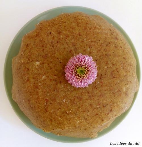 Gâteau princesse suédois (vegan)