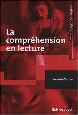 Giasson, La compréhension en lecture (résumé)