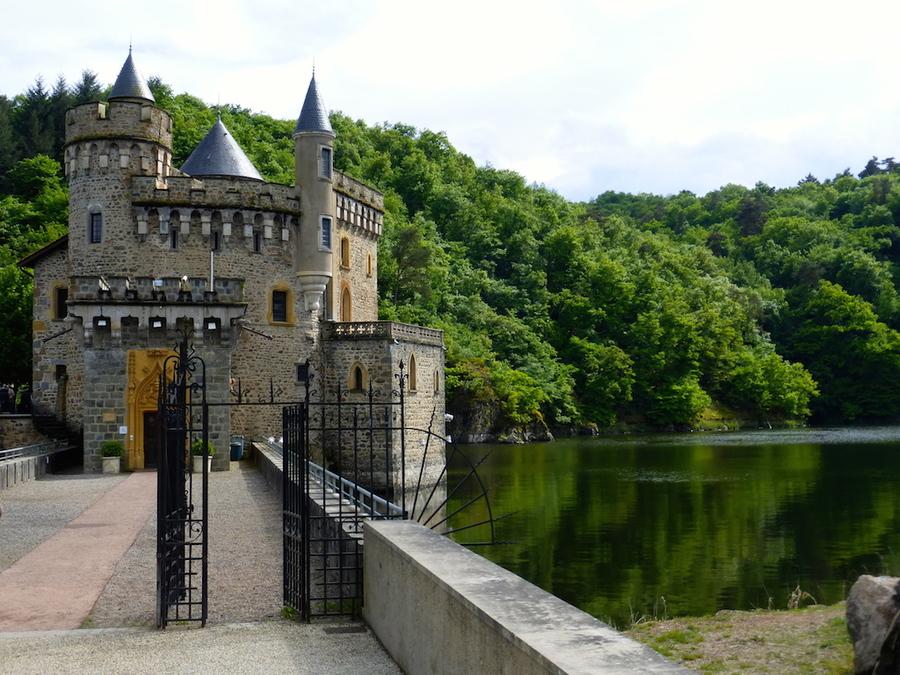 Nous allons visiter un château sur la Loire!