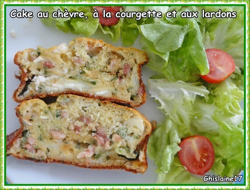 Cake Au Lardon Et Olives Rapide Et Moelleux